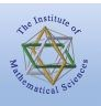 Institute of Mathematical Sciences - HBNI